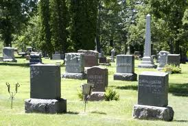 famly cemetery