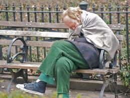 image of homeless
