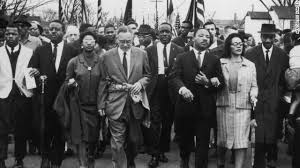 photo Dr King marching