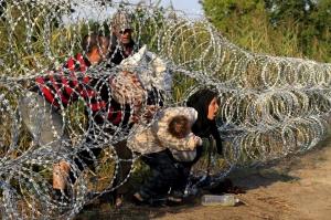 Refugees-Hungarian-border-2015