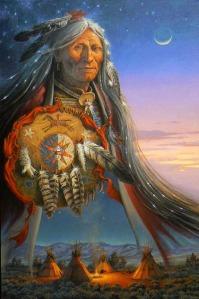 Iroquois Elder