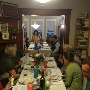 passover with Rabbi Alison